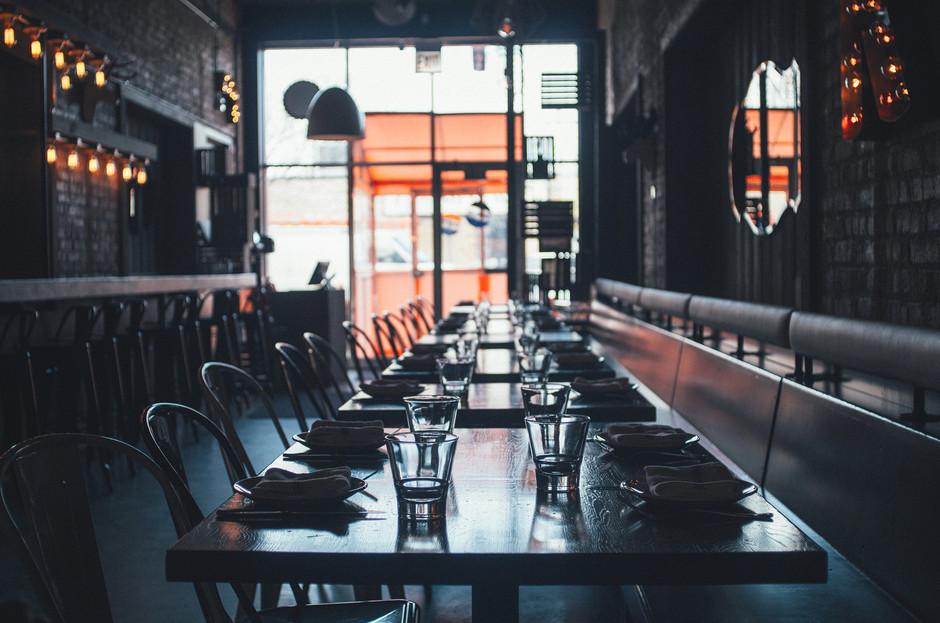 La ciudad donde el coronavirus unirá restaurantes y comunidad para siempre