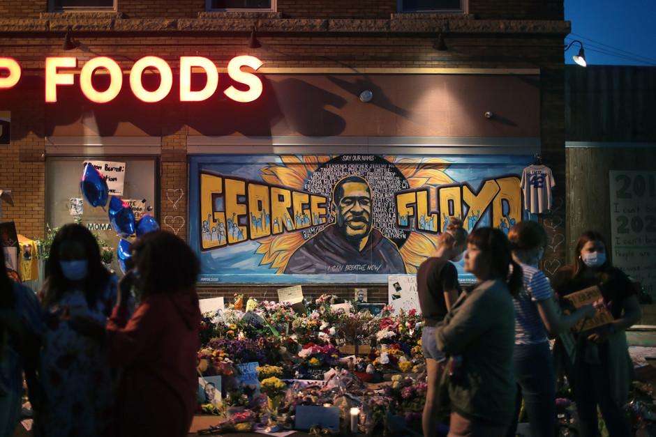 El punto de no retorno de la restauración estadounidense tras el asesinato de George Floyd