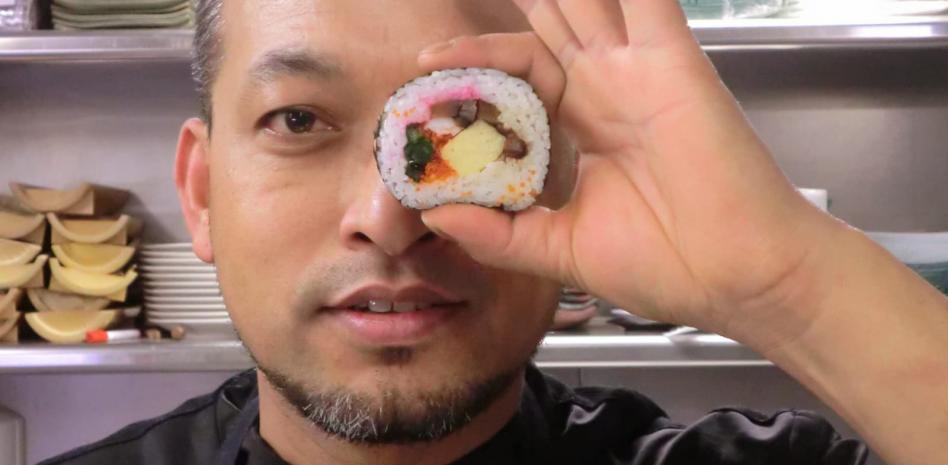 ¿Y si tu manera de comer sushi es un insulto para un japonés?