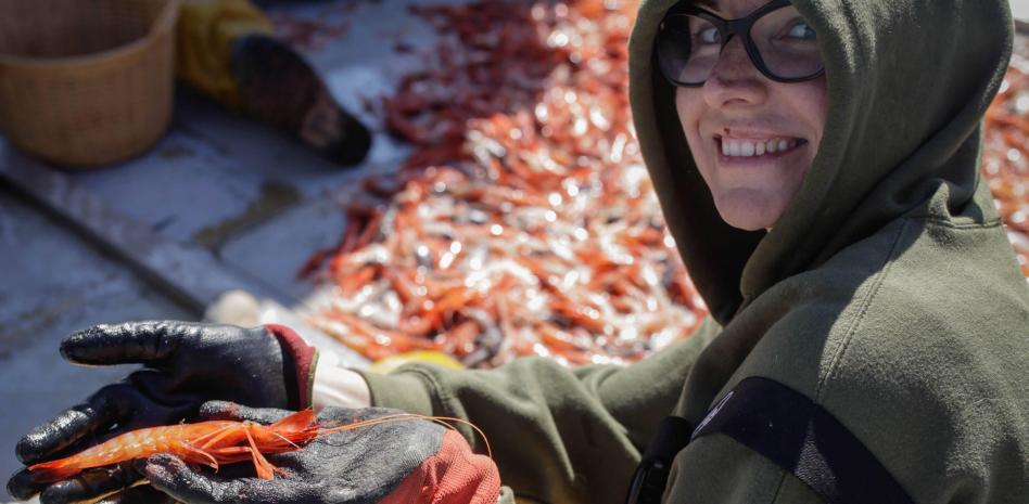 La marinera que enseña a valorar la pesca a través de Internet