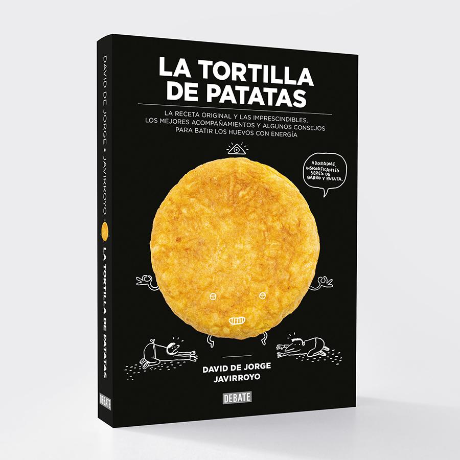 """Robin Food: """"El hijoputa que defiende la tortilla sin cebolla, que haga un libro"""""""